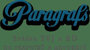 Paragrafs Logotype tmavé
